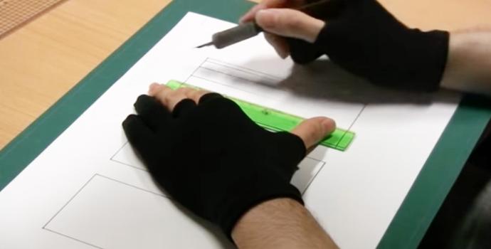 効果線の技術<実践①>